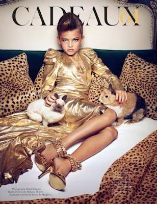 modelo niña de 10 años Thylane Blodeau