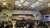 第125回卒業証書授与式