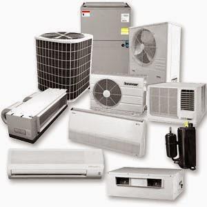 tipos aire acondicionado