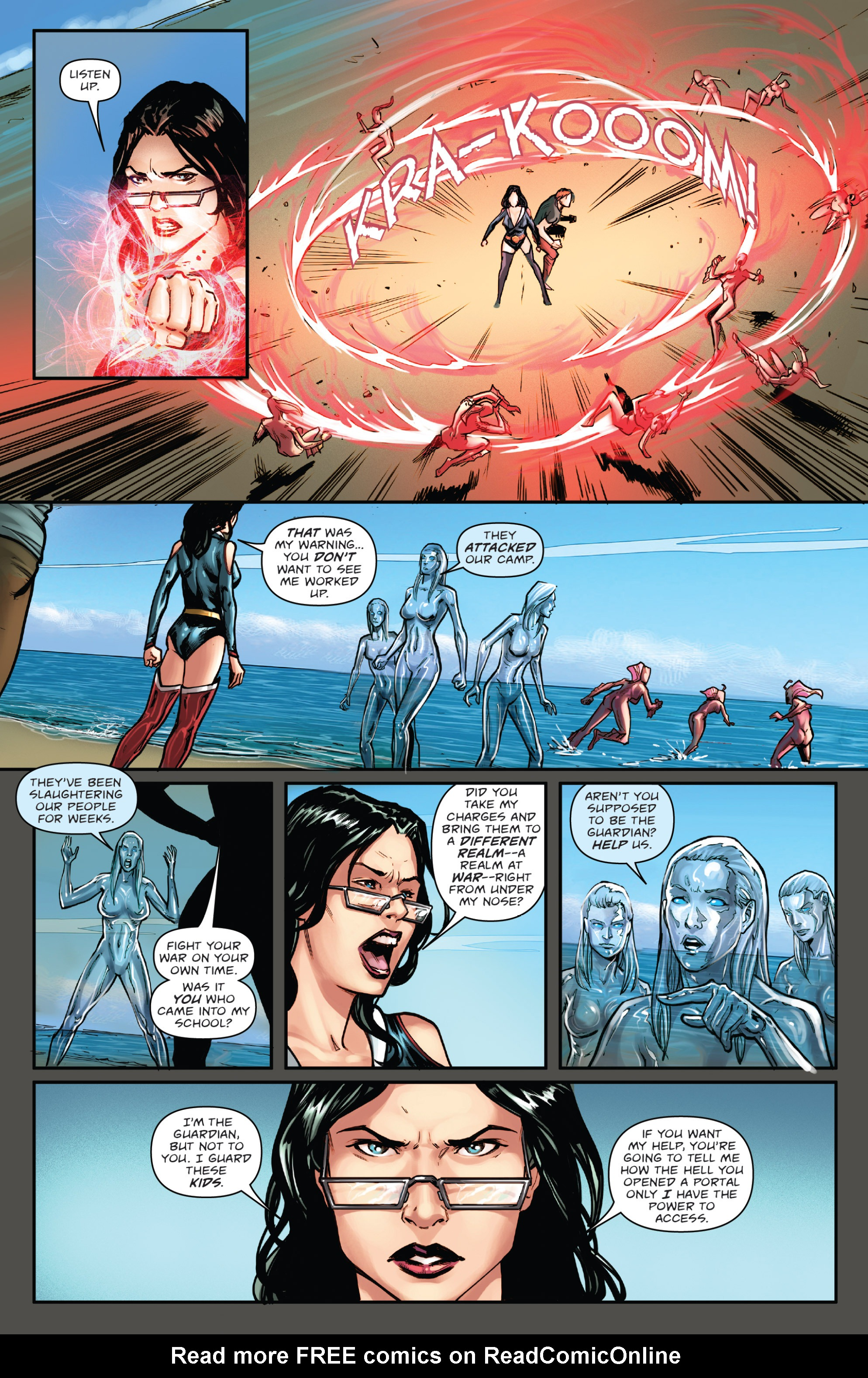 Grimm Fairy Tales (2005) Issue #105 #108 - English 10