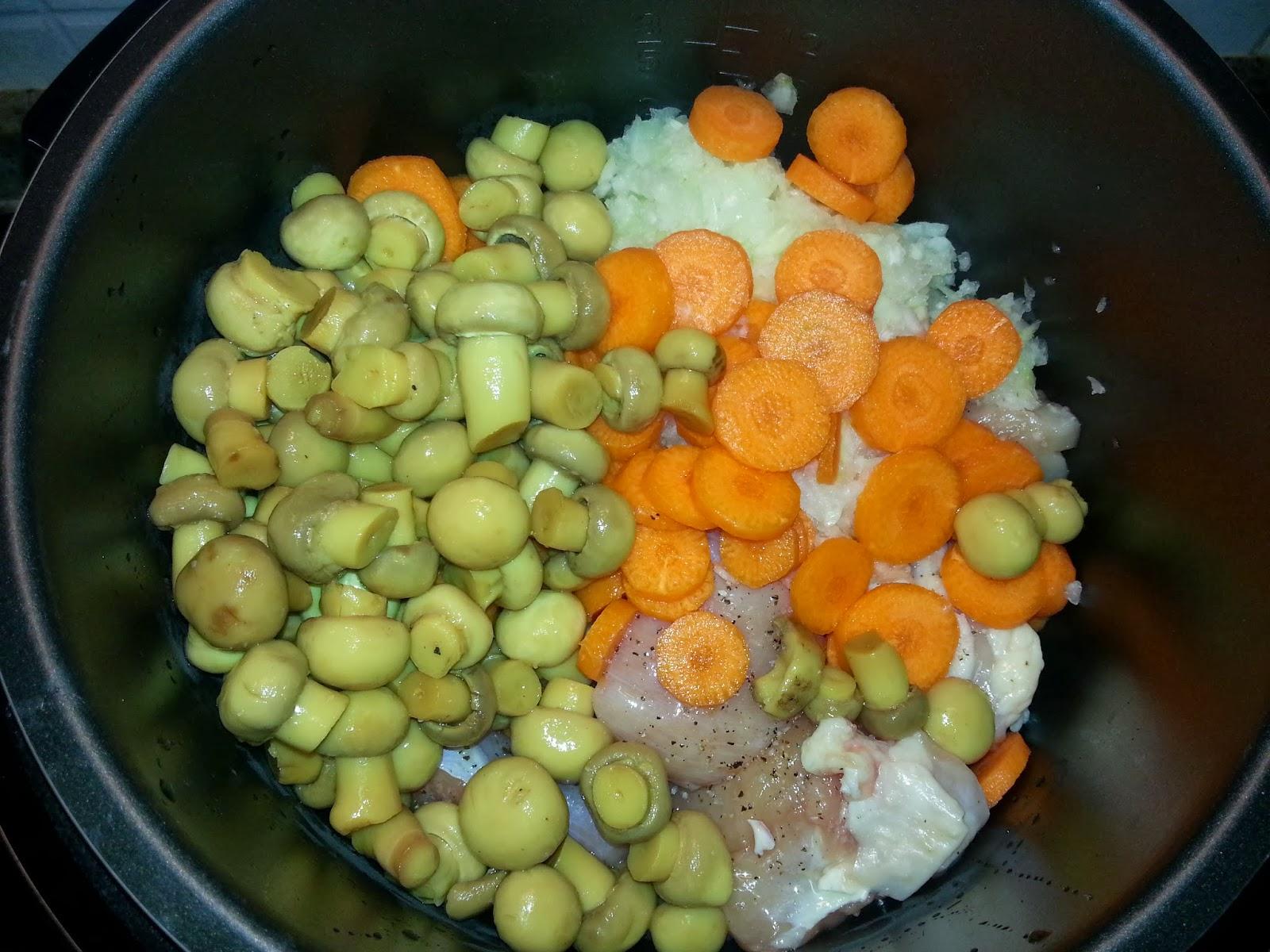 Cocinando con maribel pollo a la cerveza en olla for Cocinar con olla gm