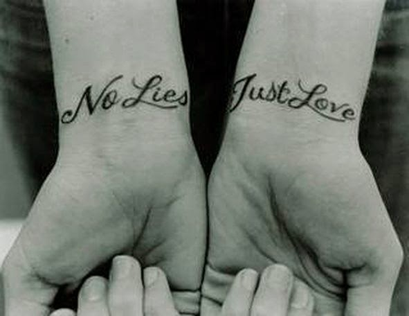 Name and Word Tattoos