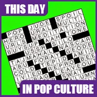 The first crossword puzzle book was published on April 18, 1924.