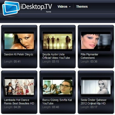 idesktop tv mujdatdemir