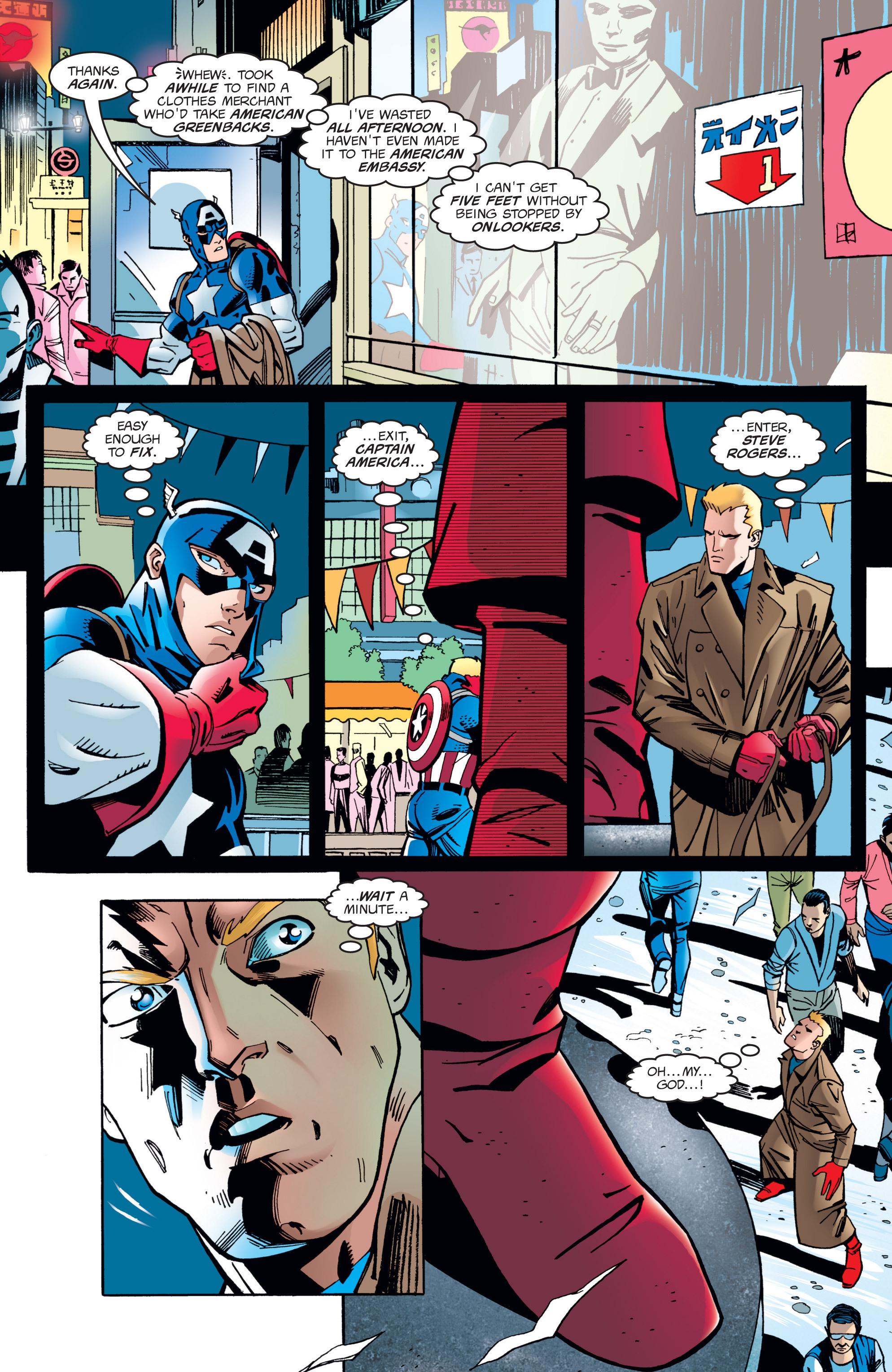 Captain America (1998) Issue #1 #4 - English 17