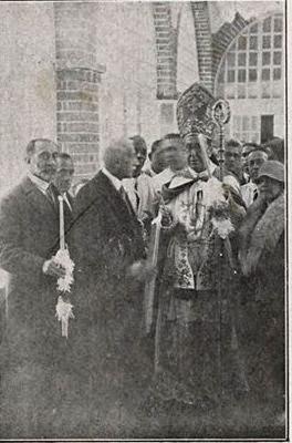 INAUGURAÇÃO MANICÔMIO JUDICIÁRIO DE BARBACENA 1926