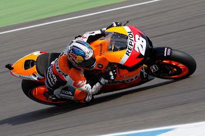Hasil Balap MotoGP Indianapolis 2012 Dani Pedrosa Juara