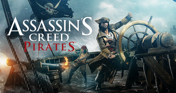 Assassin's Creed Pirates Apk v1.2.1 + Data Mod [Unlimited Money / Torrent]