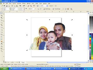Cara Import File pada CorelDraw, Tutorial Lengkap CorelDraw Bahasa Indonesia