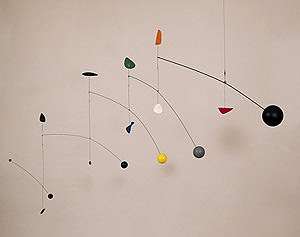 Digital Quotes: Alexander Calder's 113th Birthday
