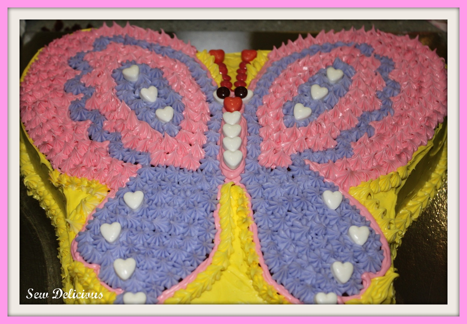 Butterfly Shaped Cake Tin