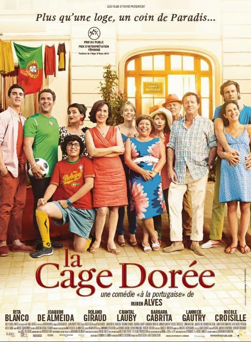 La Jaula Dorada (La Cage Dorée) (2013)