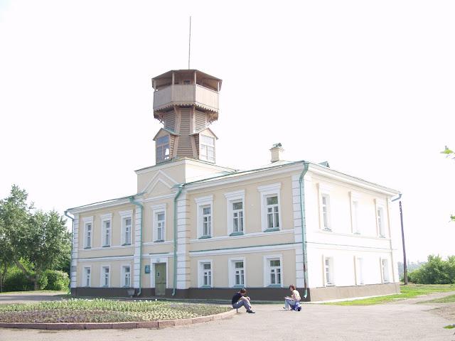Томск, острог