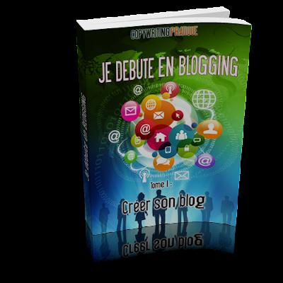 Livre pour créer un blog.