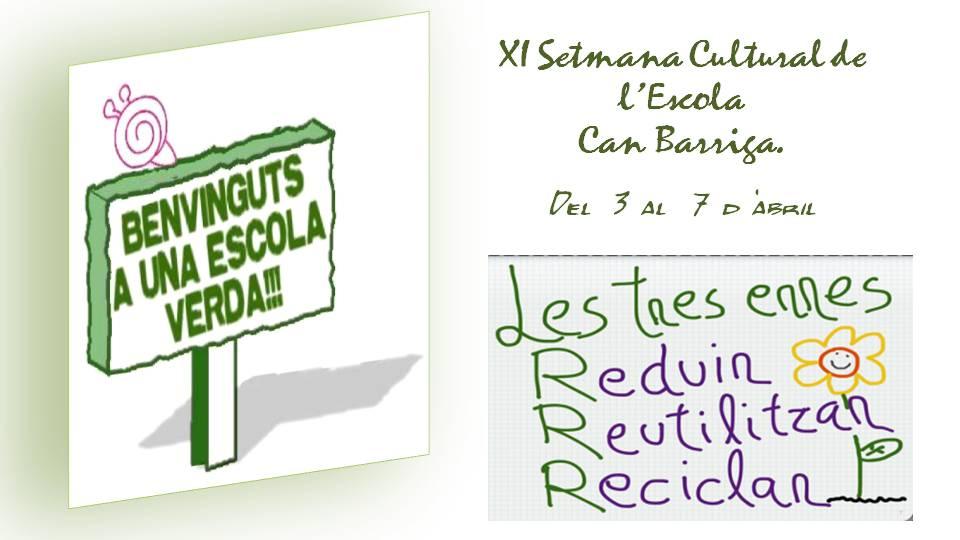 XI SETMANA CULTURAL VÍDEO RESUM.