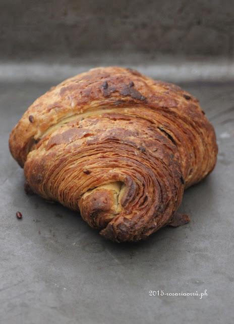 croissant sfoglati: storia di un weekend tribolato