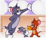 Tom và Jerry phần 3, game hoat hinh