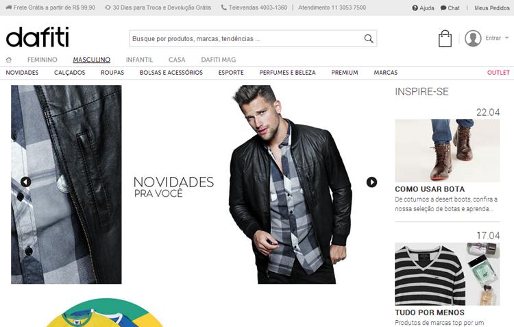 5 lojas para comprar roupas masculinas online - MODA SEM CENSURA ... 92257410c5071