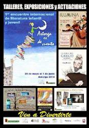 ENCUENTRO INTERNACIONAL DE LITERATURA INFANTIL Y JUVENIL