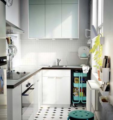 foto cocina pequeña