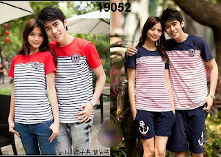 baju couple korea sailor