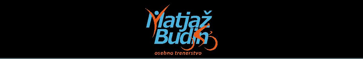 MATJAŽ BUDIN osebni trener
