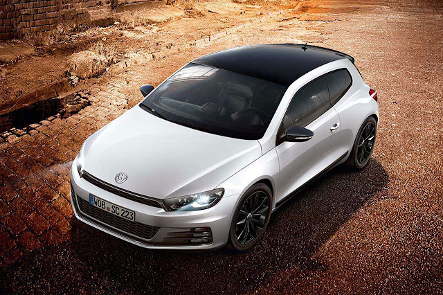 Back to black: Volkswagen Scirocco special editions add style and value