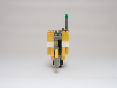 ナノブロックで作ったCLAP TRAP