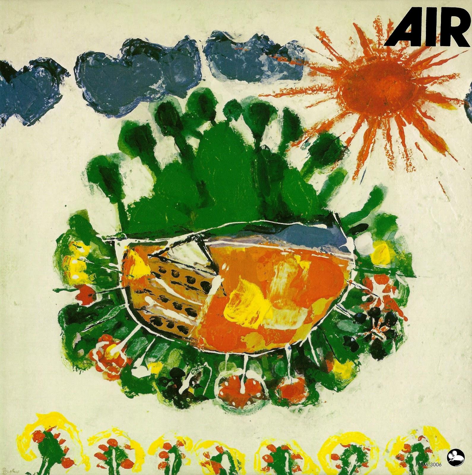 """""""Air"""" foi uma fenomenal banda japonesa de jazz rock formada em meados dos anos setenta pelo percussionista """"Yuji Imamura"""". Só lançaram um excelente álbum, dividido em duas suítes e merecidamente intitulado de """"Yuji Imamura & Air"""", gravado nos estúdios """"Epicurus"""" em Tokyo entre 12 e 20 de abril de 1977 e lançado em LP pelo selo japones """"Three Blind Mice"""" no mesmo ano. Depois foi relançado como CD em 2001 e mini-LP em 2013 pelo mesmo selo. A """"Three Blind Mice"""" ganhou status entre os aficionados em jazz rock, LPs originais são mais escassos do que caros, o CD de 2001 tornou-se quase impossível ser encontrado e por este motivo eu fiquei muito entusiasmado com o formato de mini-LP. O som da banda era experimental e claramente influenciado pelo groove jazz funk dos álbuns de """"Miles Davis"""", porém somente nos trompetes, porque o saxofone é bem melhor em vez de similar, com muito mais flauta do que os clássicos de """"Miles"""", e com muita guitarra wah wah e percussão para enlouquecer qualquer um. Se você gosta de bandas como """"Dark Magus"""", """"Agharta"""", e """"Pangaea"""" certamente vai curtir """"Yuji Imamura & Air"""" também. Poucos jazzistas do Japão foram altamente influenciados por """"Miles Davis"""", e o percussionista """"Imamura"""" é um dos melhores que eu já ouvi até hoje. Joia rara que muito interessa aos aficionados em jazz rock e colecionadores em geral, recomendo."""