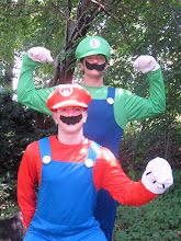 Super Mario Brothers Birthday
