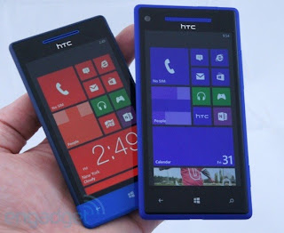 HTC Windows Phone 8X Reviews and Specification