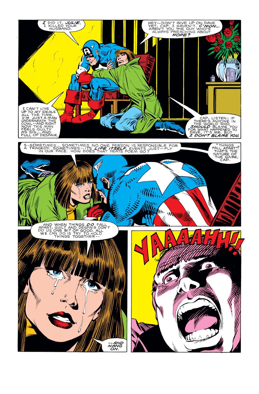 Captain America (1968) Issue #295 #223 - English 4