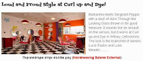 Loud and Proud Style at Curl up and Dye!