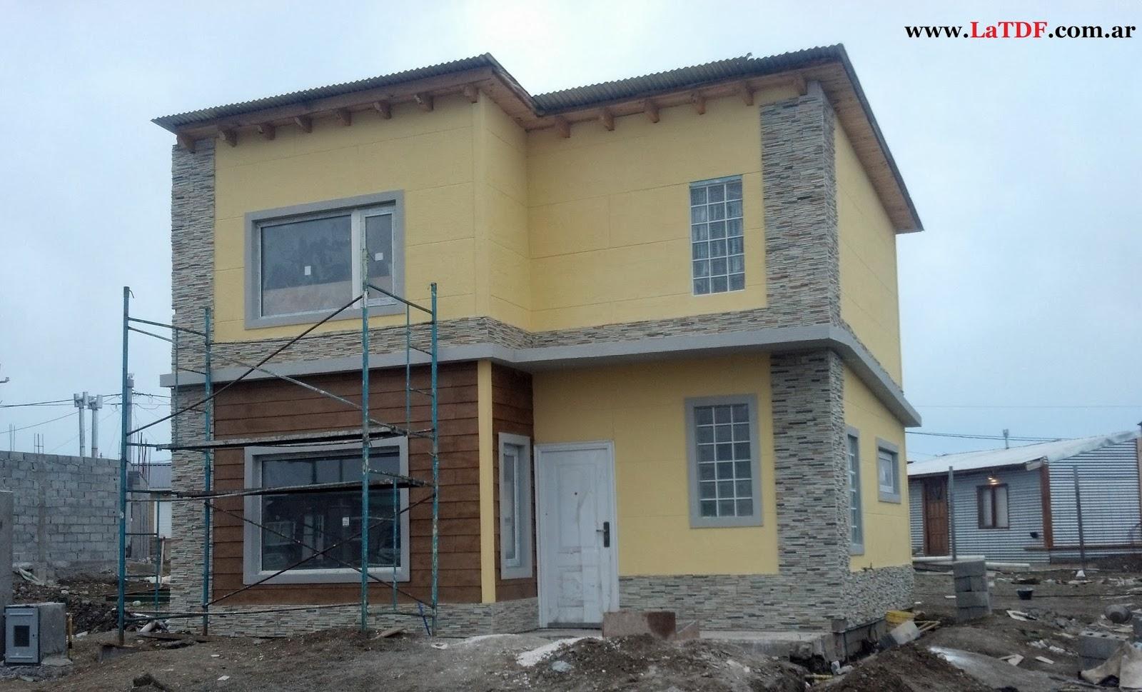 Ya Esta Construida La Primer Casa Del Plan Procrear En