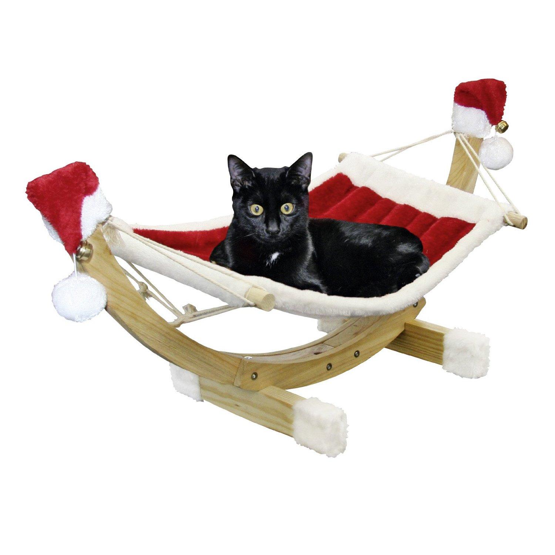 Katzenbetten und Sofas