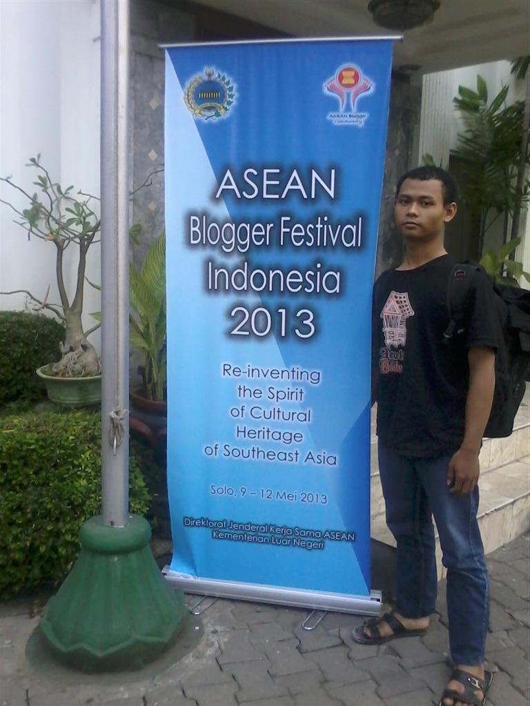 Kusuma Sahid Prince Hotel - Solo, Asean Blogger Festival Indonesia.