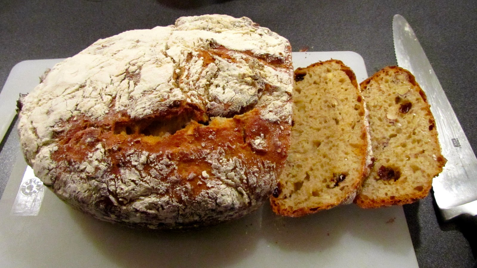 bake brød i jerngryte