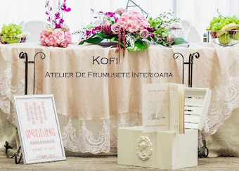Cufar/Cutie bani nunta - KOFI - decoratiuni nunta