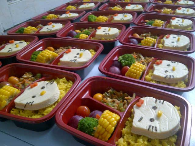 Retno Muthosiyah Proposal Usaha Katering Makanan
