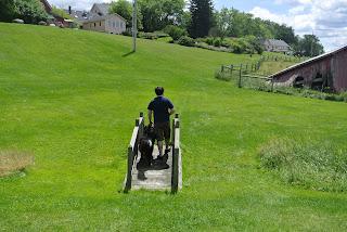 Chris Britt & Farnsworth in Vermont 2012