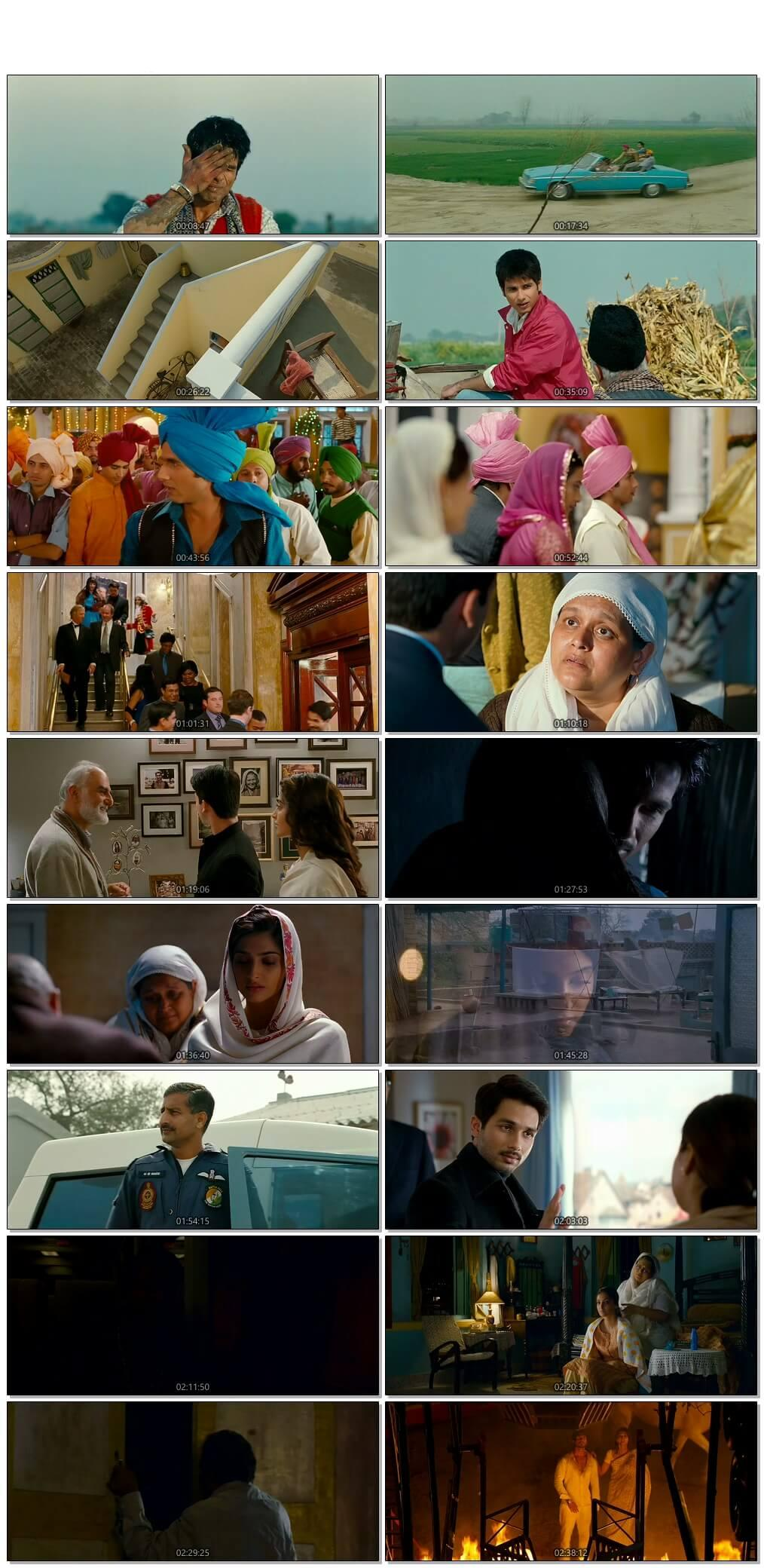 Screen Shot Of Mausam  2011 Full Movie Free Download HD 720P Watch Online