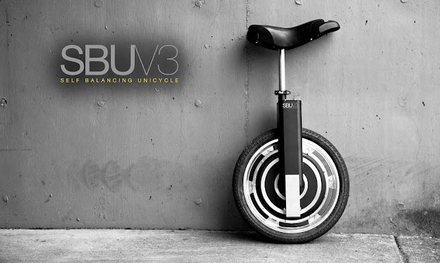 Eddyline SBU V3 Self-balancing electric unicycle