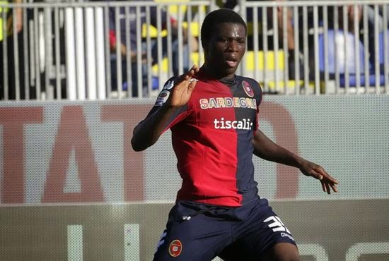 Arsenal, Liverpool and Tottenham chasing Godfred Donsah