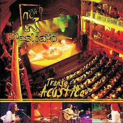 Capa do CD Maskavo - Transe Acústico