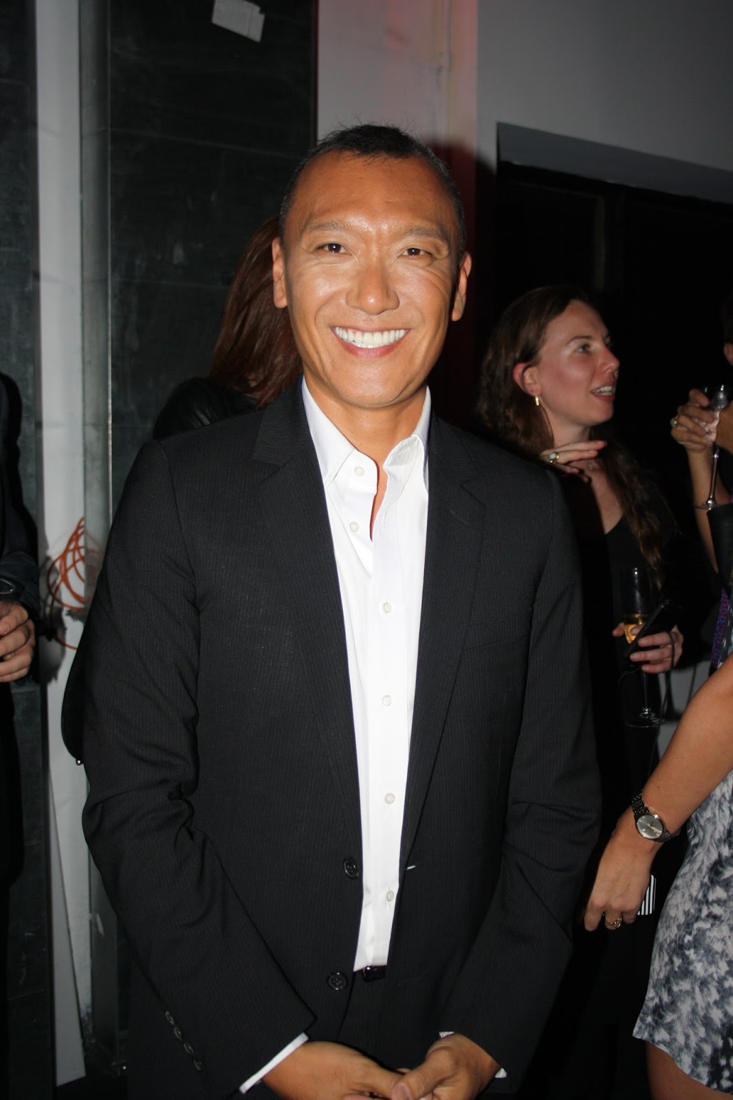 Joe Zee at the Lexus Design Disrupted Event