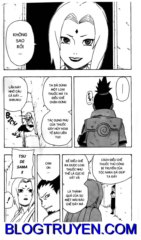 Naruto chap 235 Trang 17 - Mangak.info