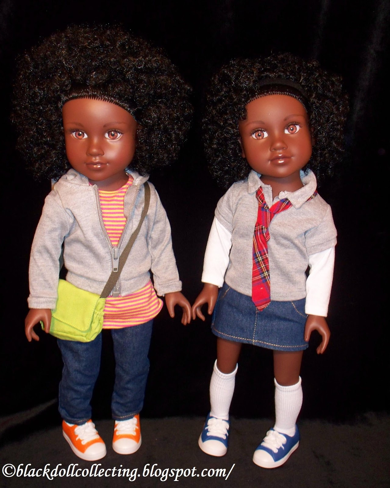 Vintage Cabbage Patch Kids CPK African American Black Boy