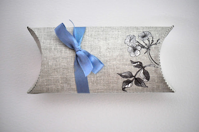 Printable Gift Boxes - Great for Party Favors & Gifts