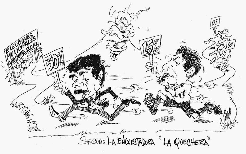 CARICATURA DE LA SEMANA 138