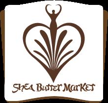 Shea Butter Market Logo #spon